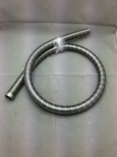 Exhaust 24mm x 51in. w/Endcap