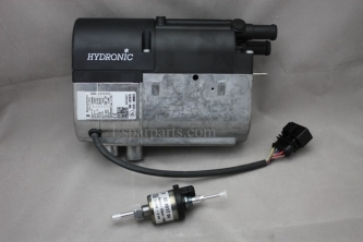 Hydronic D5WSC w/External Fuel Pump - Replacement Heater - 12 volt Coolant Heater