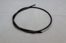 Fuel Line, Black Plastic 2mm/MTR