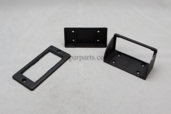 Bezel and bracket